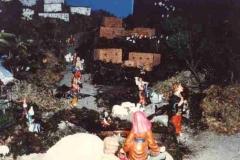 Presepe 1979 - Gesù tra le nostre case