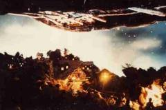 Presepe 1980 - La luce venne tra noi