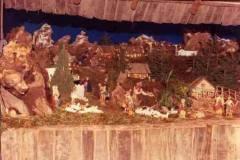 Presepe 1982 - I pastori accorsero alla grotta