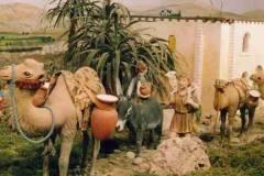 Presepe 1988 - In viaggio da Gesù