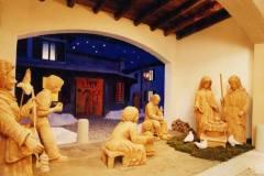 Presepe 1995 - Natale negli anni '30