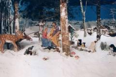 Presepe 1997 - Natale nel bosco