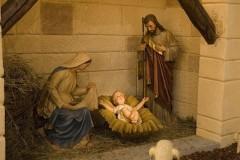 Presepe 2007 - La vita del Bambin Gesù