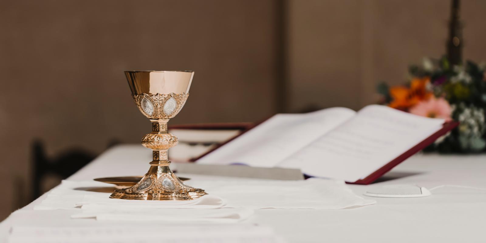 Celebrazioni Eucaristiche – Orari, diretta streaming ed Iniziazione Cristiana
