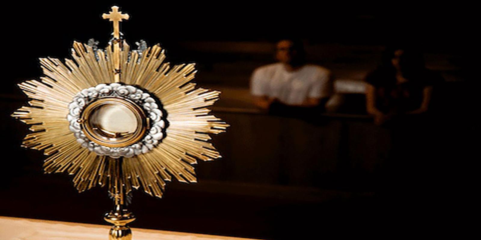 Giornata Eucaristica mensile: 13 Maggio